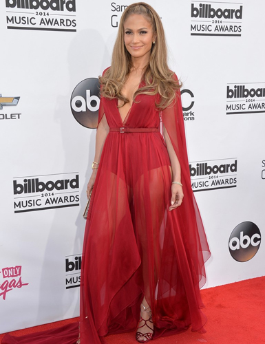 Look do dia: Jennifer Lopez no Billboard Music Awards